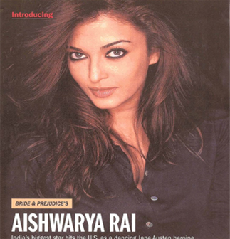 Introducing Aishwarya